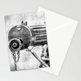 Vickers Machine Gun Vintage Stationery Cards