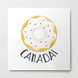 O Canada! Metal Print