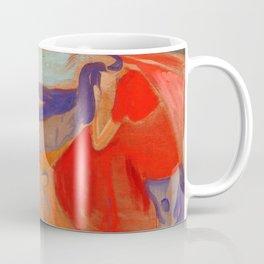 "Edvard Munch ""Melancholy"" Coffee Mug"