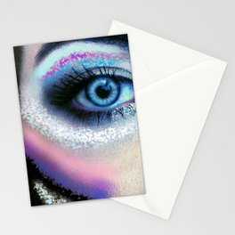 Eye of the Warrior Stationery Cards