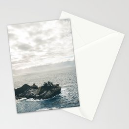 California Coast Stationery Cards