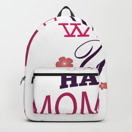 Happy Moments With You - Valentines Day Backpack