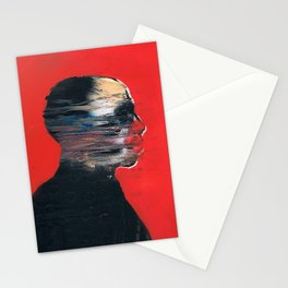 Bacon is overrated Stationery Cards