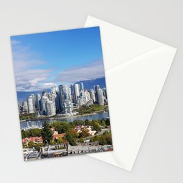 vancouver canada Stationery Cards