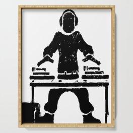 DJ Serving Tray