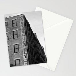Rubber Company Stationery Cards