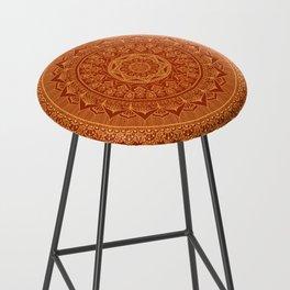 Mandala Spice Bar Stool