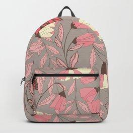 Monarch garden 007 Backpack