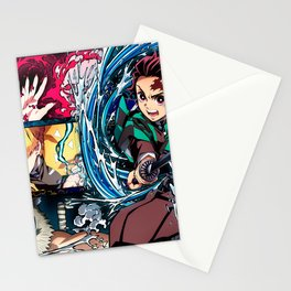 Kimetsu no Yaiba Stationery Cards