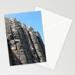 Giant's Causeway columns Stationery Cards