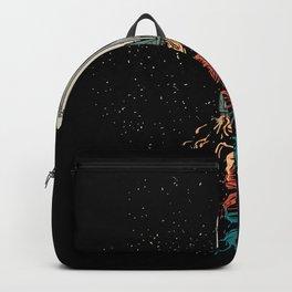 SPACE ROCKET DNA Backpack