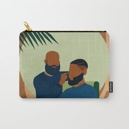 Barbershop No. 1 Carry-All Pouch