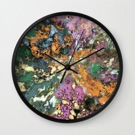 Misdirection Wall Clock