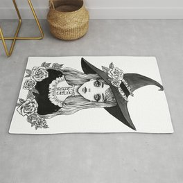 Lolita witch Rug