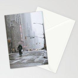 New York City Winter Stationery Cards