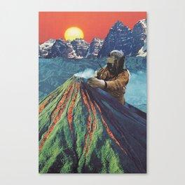 18:01 Canvas Print