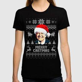 Jimmy Carter Merry Cartmas  T-shirt
