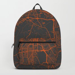 Louisville map 2 Backpack