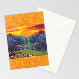 Parque del Sol  Stationery Cards