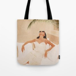 Summer Heat Tote Bag