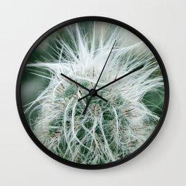 Cactus 06 Wall Clock
