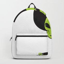 Alien Power Backpack