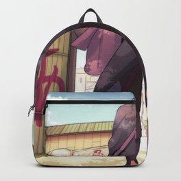 Kawaii Naruto Shippuden V12 Backpack