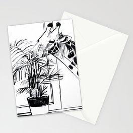 Giraffe Munch Stationery Cards