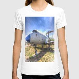 Jak-40 Aircraft T-shirt