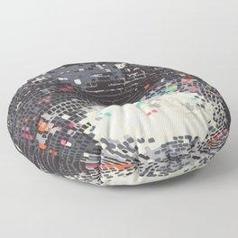 Disco Floor Pillow