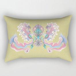 "Avis ""Pink"" Rectangular Pillow"