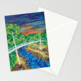 2018 Liberty Bridge Stationery Cards