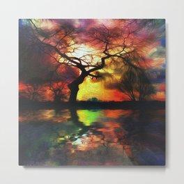 Stillwater Sunrise Metal Print