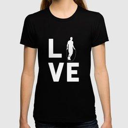 ROPE SKIPPING LOVE - Graphic Shirt T-shirt