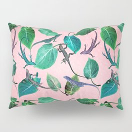 Mayfair Lizards and Leaves Pillow Sham