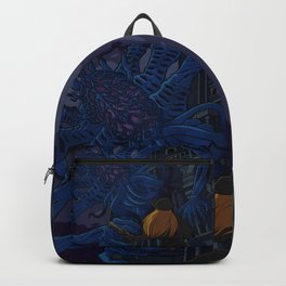 Bloodborne Amygdala have mercy Backpack