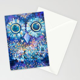 Visions in the Night Stationery Cards