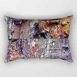 Archetypal Structures and Forms Rectangular Pillow