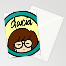 Daria Stationery Cards