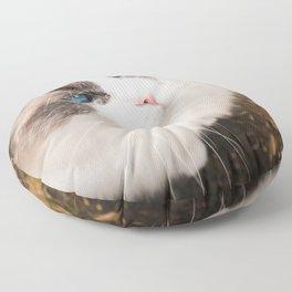 Mister Fluffy Floor Pillow