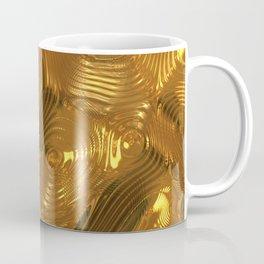 Luxury Gold Relief  Coffee Mug