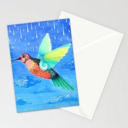 Sacred food Stationery Cards