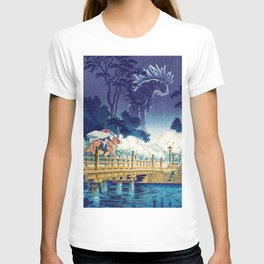 Ashitaka and the Forest Spirit T-shirt