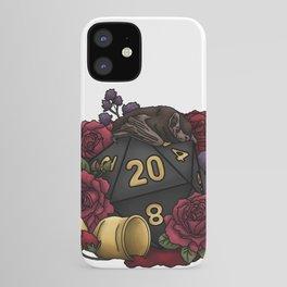 Vampire D20 Tabletop RPG Gaming Dice iPhone Case