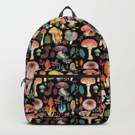 Mushroom heart Rucksack