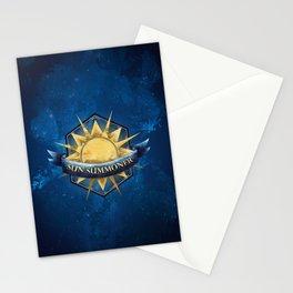 Sun Summoner Stationery Cards