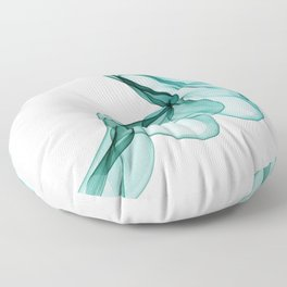 Green3 Floor Pillow