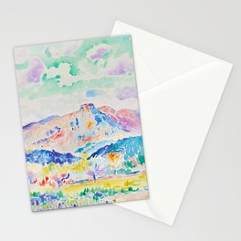 "Henri-Edmond Cross ""Les Monts des Maures"" Stationery Cards"