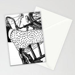 asc 409 - Le velociraptor (The velociraptor) Stationery Cards