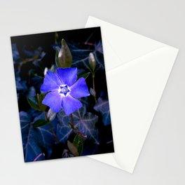 Vibrant Vinca Stationery Cards